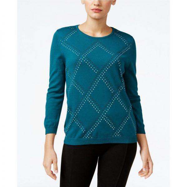 alfred dunner petite classics embellished sweater pxl - alfani petite slim zip pocket trouser deep black 4p706254664325 1ep2 49 800x800 1 600x600 - Alfred Dunner Petite Classics Embellished Sweater PXL