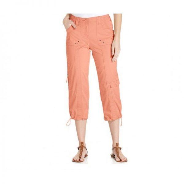 - style amp co cargo capri pants peach zing 16p636206913051 1dp5 39 800x800 600x600 - Style & Co. Cargo Capri Pants Peach Zing 16P