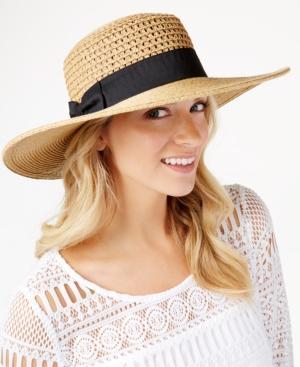 - open uri20200125 25270 whjt3q - Nine West Packable Boater Hat