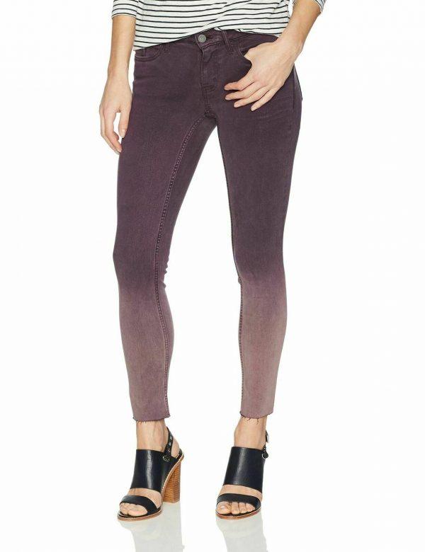 - 2936 51090bdb 5478 47e9 b92d 3d601f4c52d50 600x780 - Calvin Klein Jeans Twill Ankle Skinny Pants Purple